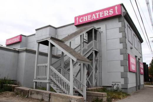 So Cheaters is now the Wild Zebra… | Strip Club Blog
