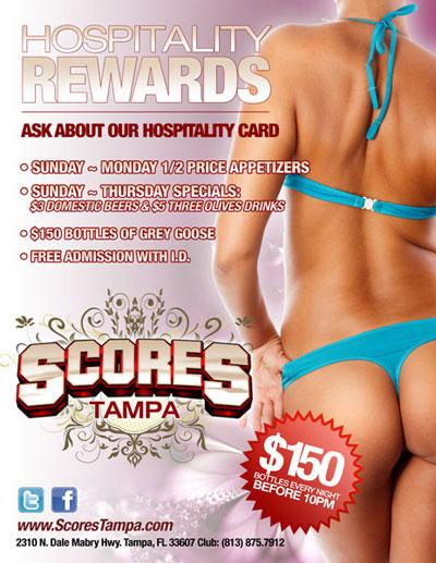 The BEST Strip Club Tampa | Gentlemen's Club | Scores Tampa