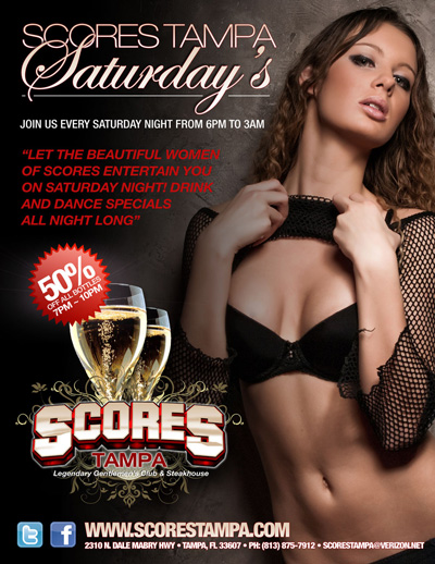 The BEST Strip Club Tampa   Gentlemen's Club   Scores Tampa