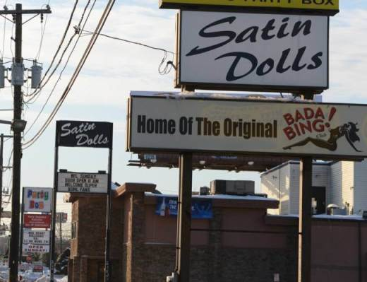 'The Sopranos' Bada Bing – is burglarized again