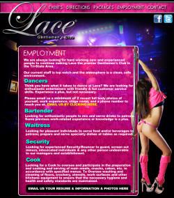 Lace Gentlemen's Club | West Nyack NY