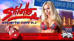 STILETTO Gentlemen's Club – Atlantic City NJ