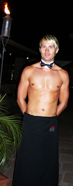 Cheeky Butlers Marbella | Buff Butlers in Marbella, Spain