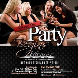 Club Obsessions – Morgantown, WV – 3561 Collins Ferry Road