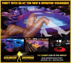 Photos and videos by Goldrush Showbar ATL (@TheGoldrushATL) | Twitter