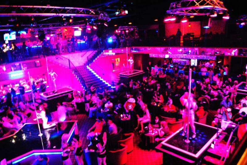 Cabaret North  Fort Worth Gentlemens Club