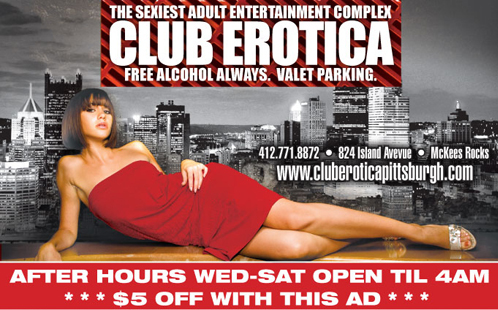 Club erotica pa pittsburgh site, with