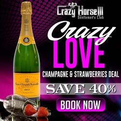 Crazy Horse 3   Best Las Vegas Strip Club