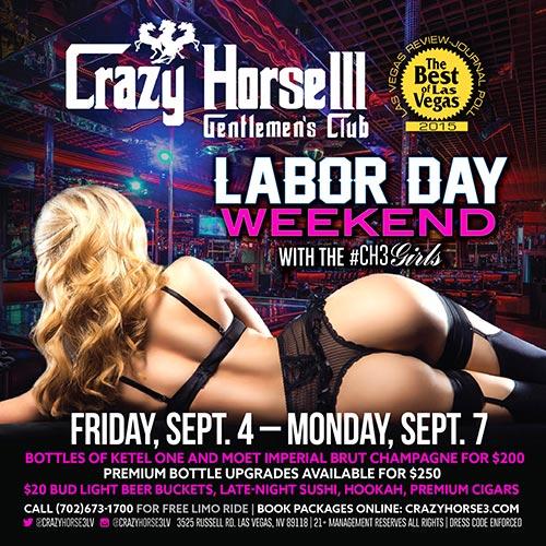 Crazy Horse 3 | Best Las Vegas Strip Club