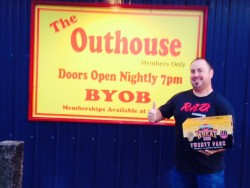 The Outhouse Gentlemen's Club – Lawrence, Kansas – USA