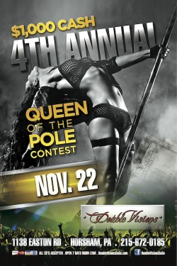 Double Visions Erotic Go-Go Event – Queen Of The Contest – Nov 22