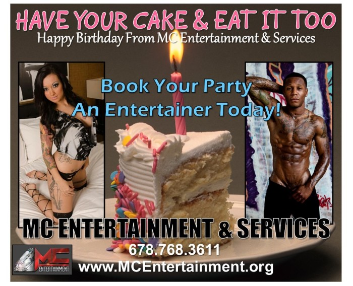 Atlanta Male & Female Strippers available for birthday, bachelorette & bachelor parties  ...