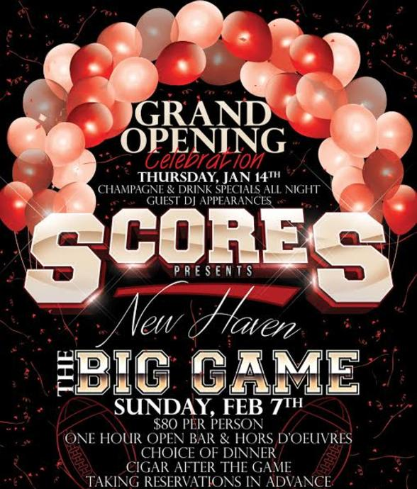 Scores GC, New Haven, Connecticut – USA