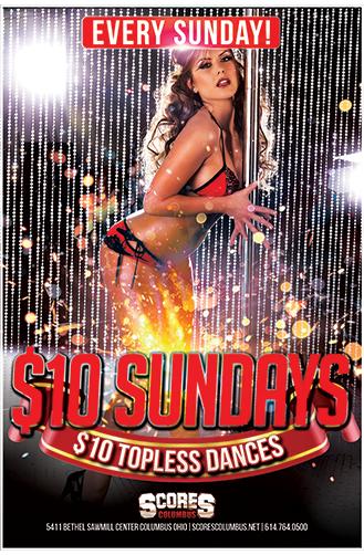 Scores Columbus | Ohio's #1 Hottest Strip Club