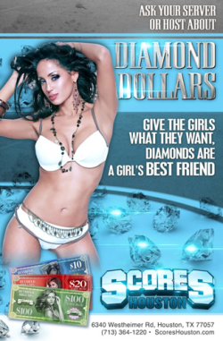 Scores Houston Gentlemen's Club – A Houston, TX Strip Gentlemen's Club