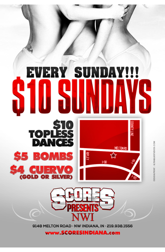 Scores Northwest Indiana – Indiana's Premier Strip Club