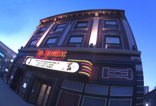 Denver  Strip Club  Photos    La Boheme