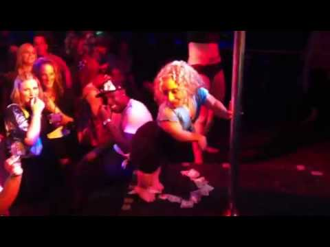 Strippers Watching Mini Version in Stripclub II – YouTube
