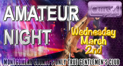 Creekside Cabaret | Montgomery County Gentleman's Club