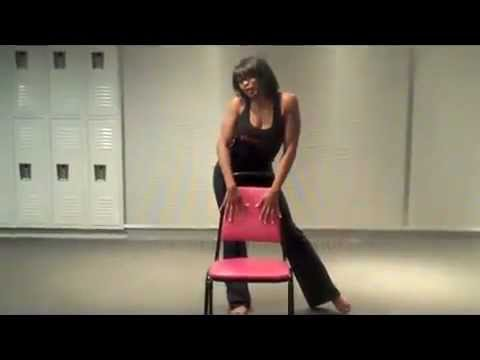Dance Instructor Teaches You Ladies How To Lapdance For Your Man – YouTube