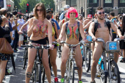 The World Naked Bike Ride Comes to Las Vegas – June 11, 2016