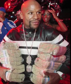 Floyd Mayweather Says He's Opening a Vegas Strip Club