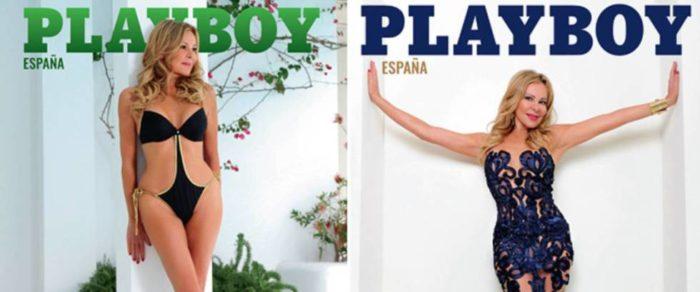 Ana Obregón, portada de 'Playboy España' a los 62 años | Gente y Famosos | EL PAÍS
