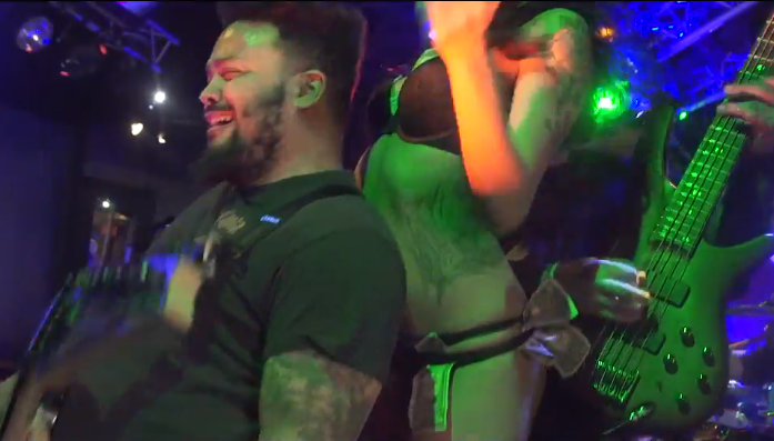 BEYOND DISHONOR Twerkfunding: Are Stripclubs The New Key To Music Success? – Metal Injection